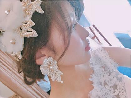 花嫁 レンタルアクセサリー